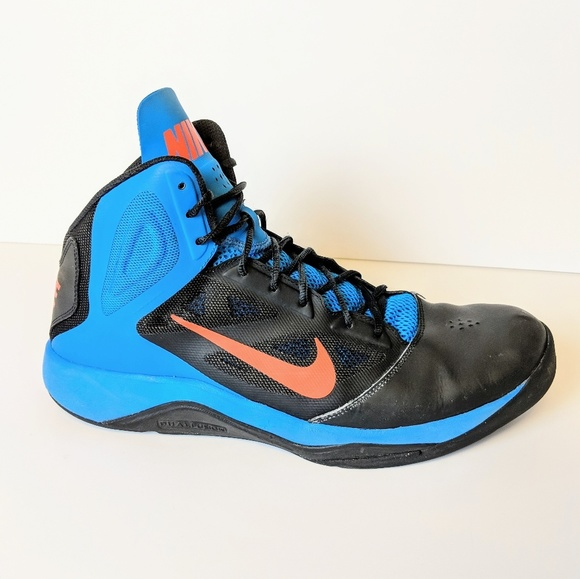 nike basketball mens shoes