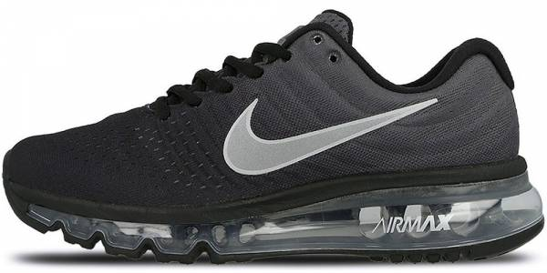 nike black shoes mens