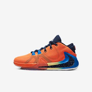 nike orange shoes