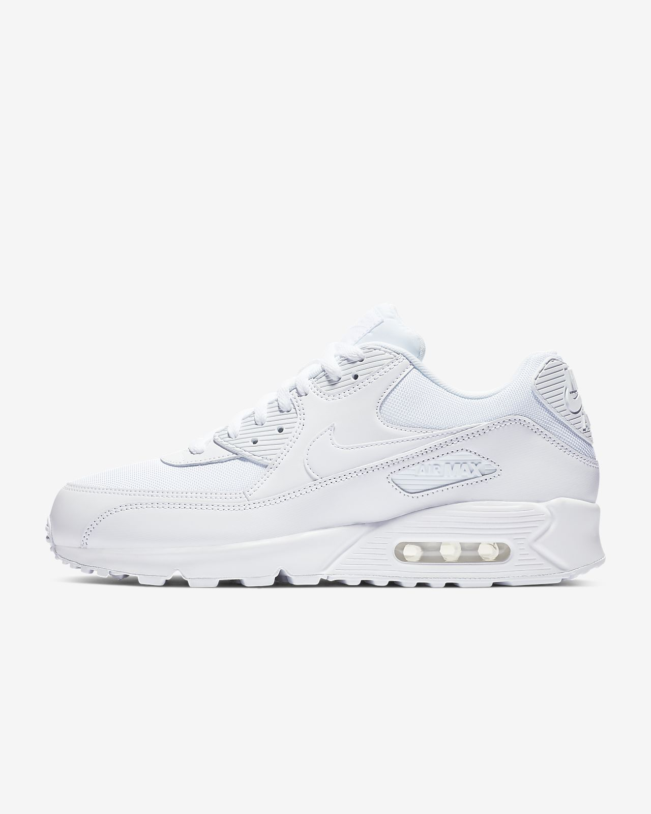 of white nike air max 90